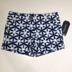 5/$25 Girls Náutica Navy chino shorts toddler